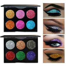Cosmetics Eye shadow Color Makeup Glitter Eyeshadow Palette Face Cosmetics Tools