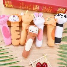 Dog Cat Puppy Pet Squeaker Toy Chew Sound Squeaky Play Fetch Training Toy*_*