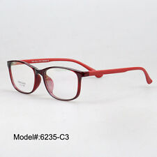 51eyeglasses 6235 full rim women colorful TR90 RX optical eyewear glasses frame