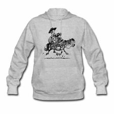Thelwell Two Cowboys On Horseback Women's Hoodie by Spreadshirt™