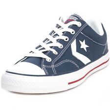 Converse Star Player Ox Mens Trainers Navy White New Shoes
