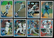 2010 Topps Chrome WRAPPER REDEMPTION REFRACTOR Single Card RC Rookie Logo Ref