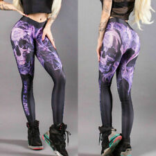 Fashion High Waist Sports Yoga Pants Fitness Leggings Running Stretchy Trousers
