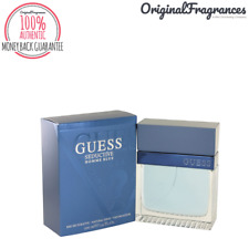 Seductive Homme Blue Cologne 3.4 / 1.7 oz By GUESS FOR MEN 100 ML EDT SPRAY NEW
