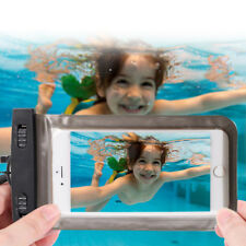 Waterproof Underwater Phone Pouch Bag Case Cover Protector For iPhone Samsung