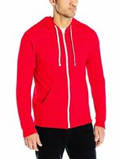 Fruit of the Loom Mens Athletic Jersey Full-Zip Hood- Pick SZ/Color.