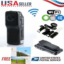 MD80/1 Mini DV DVR Wifi Sports Video Camera Recorder Portable Digital Camera TF