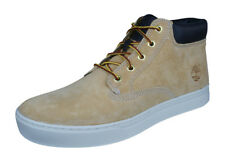 Timberland Dauset Chukka Mens Suede Leather Ankle Boots - Tan