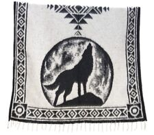 Sharpshooter Full Moon Call of the Wild Wolf Poncho