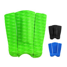3Pcs Surfboard/Shortboard/Skimboard Tail Pad Traction Deck Grip Surfing Pad