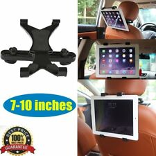 Universal Car Back Seat Tablet Stand Headrest Phone Holder Mount for iPad/GPS SM