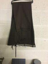 marks and spencer Men's Trousers Brown With Belt 42inch  Waist 33inch Inside Leg