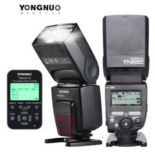YONGNUO YN685 TTL Flash Speedlite Kit+YN622N-TX Flash controller For Nikon