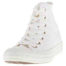 Converse Chuck Taylor All Star Hi Womens Trainers Egret New Shoes
