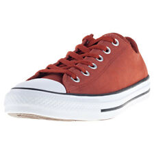 Converse Chuck Taylor All Star Ox Mens Trainers Burnt Henna New Shoes