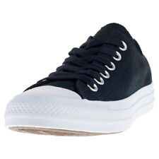 Converse Ctas Ox Holographic Womens Trainers Black White New Shoes