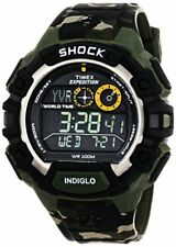 Timex Mens ExpEd. Global Shock  Resin Watch- Pick SZ/Color.
