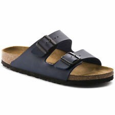 Birkenstock  Arizona Birko-Flor Blue Regular 51751 / Narrow 51753 Flip Flops
