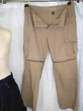 """2 Pairs of Mens 36"""" Waist Outdoor Pants: 'Utility' Shorts and Sonoma Cargo Pants"""