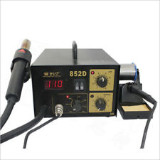 BEST BST-852D LED Displayer SMD Rework Station Hot Air Lead-Free Soldering Iron