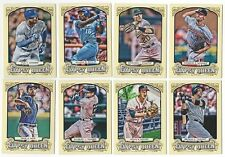 2014 Topps Gypsy Queen SP Single Cards Base Set Shortprint High Number #301-350