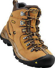 New In Box KEEN Mens Pittsburgh Waterproof Steel Toe Wheat Work Boots 1016948