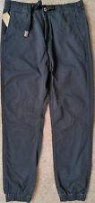 RALPH LAUREN (Charcoal) PREMIUM CHINO Twill Hiking Pants / Jeans Mens - NWT $89