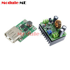 DC 600W 10-60V to 12-80V Step-up Module Boost Converter car Power Supply NEW