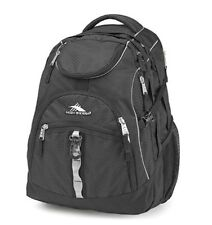 High Sierra Access BACKPACK, Fully Padded Multi Pocket 17 Inch LAPTOP BACKPACK