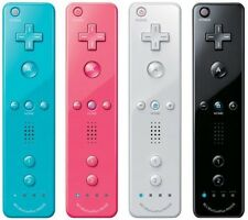 New For Nintendo Wii Wiimote Built in Motion Plus Inside Remote Controller Games
