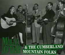 Molly & The Cumberland Mountain Folks O'Day - Molly O'Day & T (CD Used Like New)