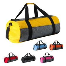Mesh Duffle Gear Bag for Scuba Diving, Snorkeling, Swimming Sports Equipment