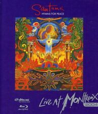 Santana: Hymns for Peace - Live at Montreux 2004 (Blu-ray Used Like New) BLU-RAY