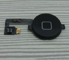 Super New Home Menu Button Flex Cable+Key Cap assembly for Apple iPhone 4S  4 4G