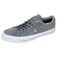 CONVERSE TRAINERS ONE STAR OX THINDER GREY SNEAKERS