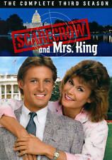 Scarecrow and Mrs. King ~ Complete 3rd Third Season 3 Three ~ NEW 5-DISC DVD SET