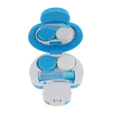 Mini Storage Contact Lens Mushroom Case Box Container Holder For Travel/Home