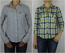 GILLY HICKS BY ABERCROMBIE WOMEN'S SHIRT SIZE MEDIUM