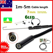 7mm 6LED Waterproof Android Endoscope Borescope Snake Inspection Video Camera RR