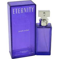 Eternity Purple Orchid by Calvin Klein For Women 100% Authentic EDP Perfume