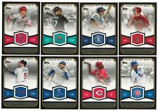2012 Topps GOLD FUTURES Insert Single Cards Series 1/2 One/Two
