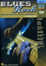 Guitar Play-Along, Vol. 28: Blues Rock (DVD Used Like New)