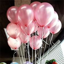 10pcs/lot 1.5g Pink Pearl Latex Balloon 21 Colors Inflatable Wedding Decorations