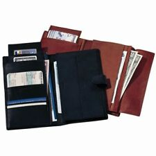 Royce Leather International Passport and Travel Document Case