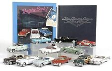 FRANKLIN MINT  COMPLETE 1:43 COLLECTION OF AMERICAN CLASSIC CARS OF THE 50's !!!