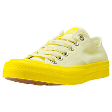 Converse Chuck Taylor All Star Ii Ox Womens Trainers Lemon New Shoes