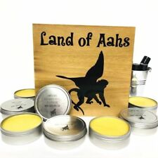 Lush Type Solid Perfume 2 oz Tin Fragrance Balm Fragrance Oil You Choose Scent