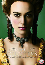The Duchess - Keira Knightley [DVD] [2008]new sealed-free post