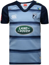 Cardiff Blues Junior Rugby Shirt 2017/18
