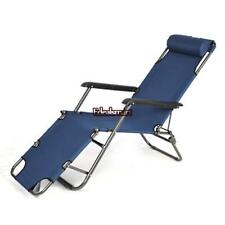New Outdoor Lounge Chair Zero Gravity Folding Recliner Patio Pool ES88